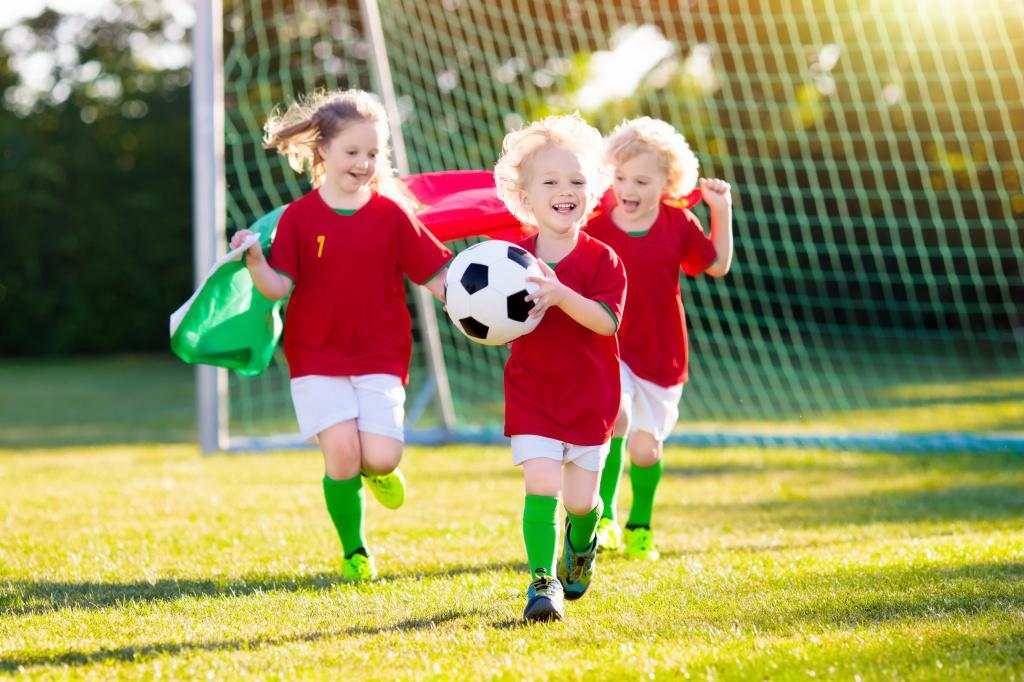 Aktywność dzieci